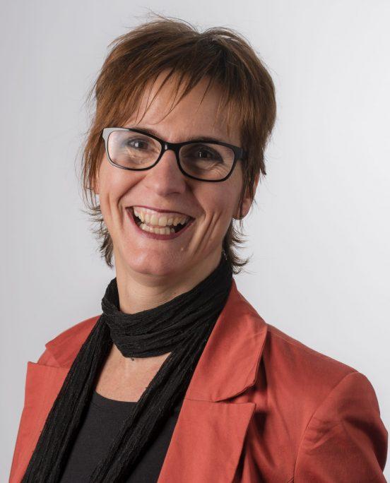 Trainer Marie-José Huffmeijer Schoonderwoerd