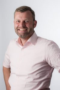 Trainer Piet-Hein Koster Schoonderwoerd