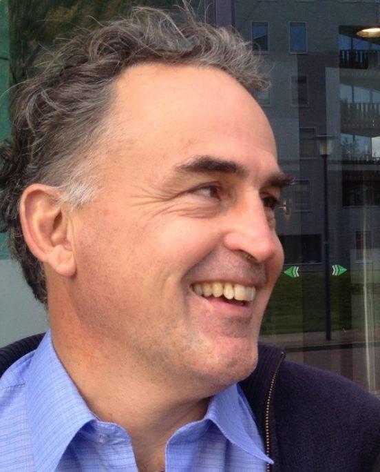 Trainer Gijs van der Woude