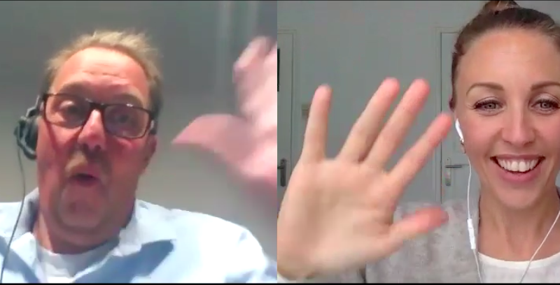 In gesprek met Fedor de Jong Shanna Proost NLP Schoonderwoerd
