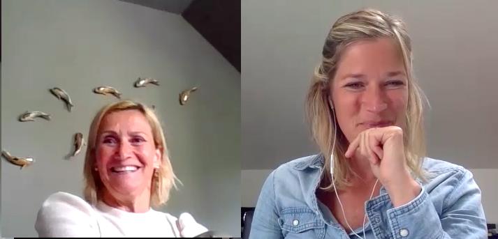 In gesprek met Jolanda Berkhof Sandra Dijke - Jongepier NLP Schoonderwoerd