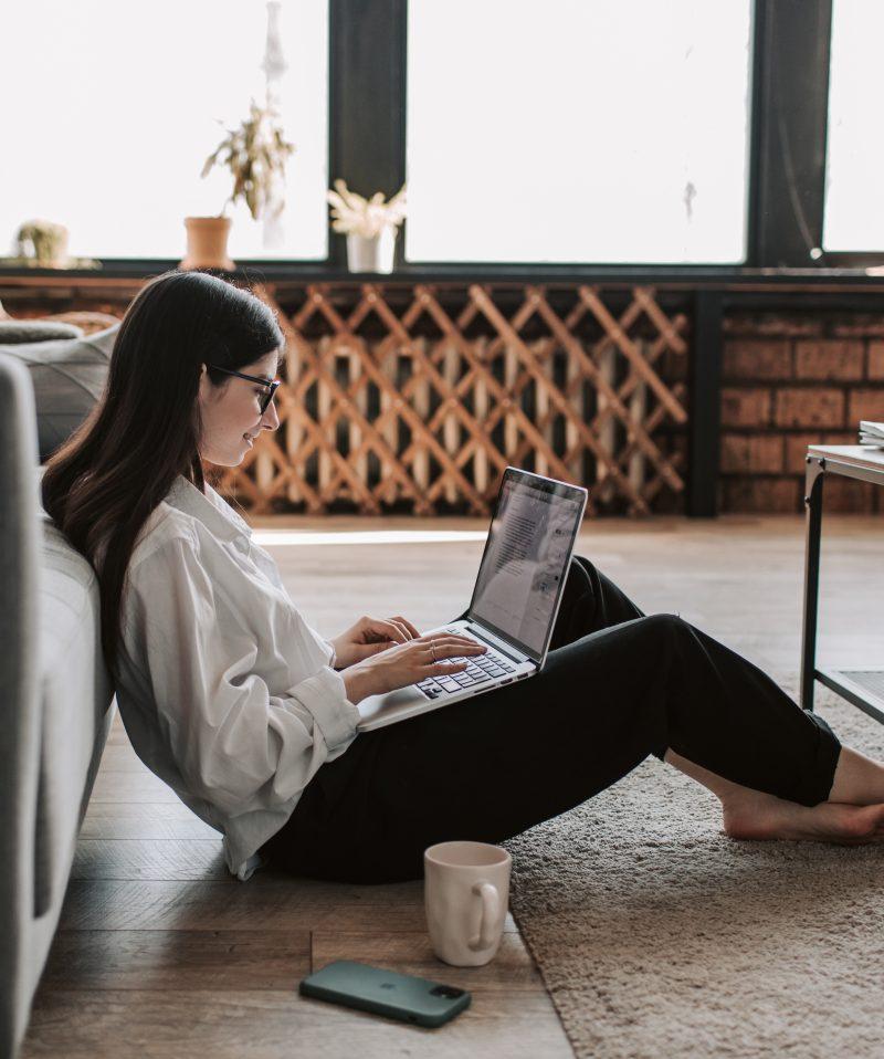 Blog - de voordelen van online trainen