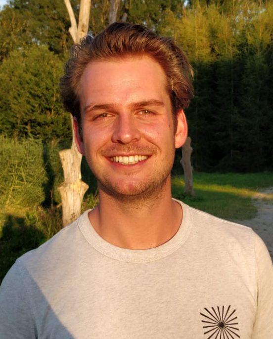 Trainer Diederick Kelderman